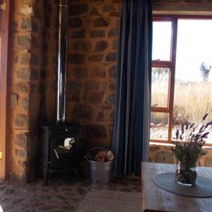 Half Hog Fireplace